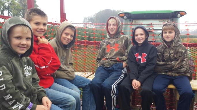 hay ride 3