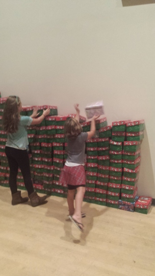 packing OCC boxes 2