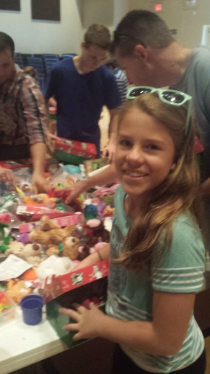 packing OCC boxes 3