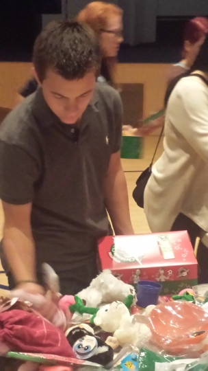 packing OCC boxes 6