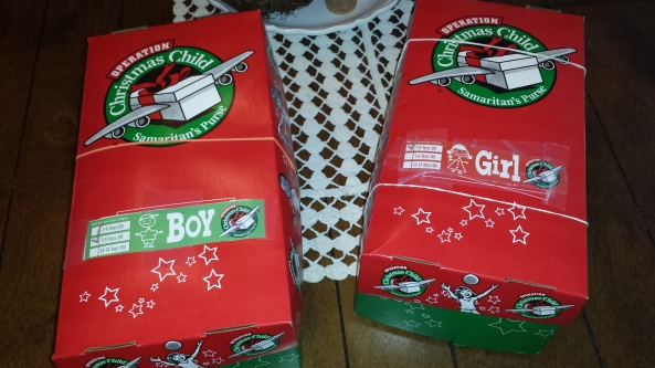 packing OCC boxes 7
