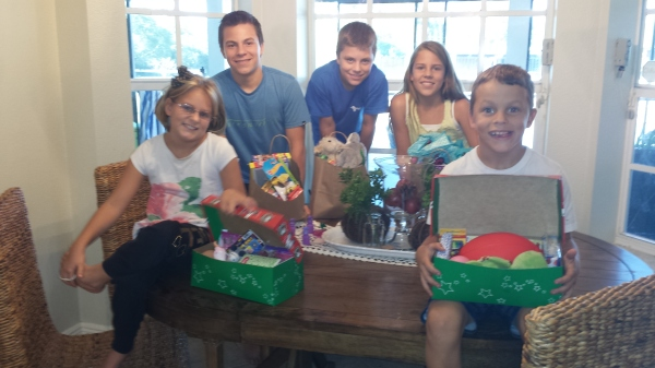 packing OCC boxes 8