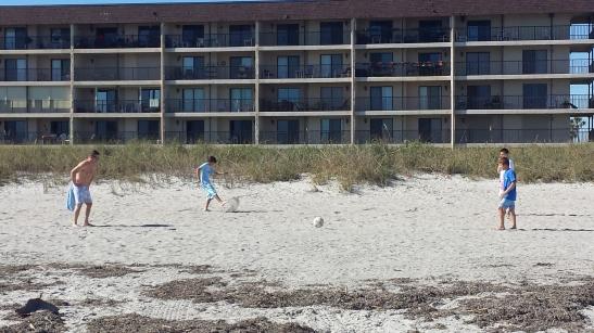 beach soccer dec2014